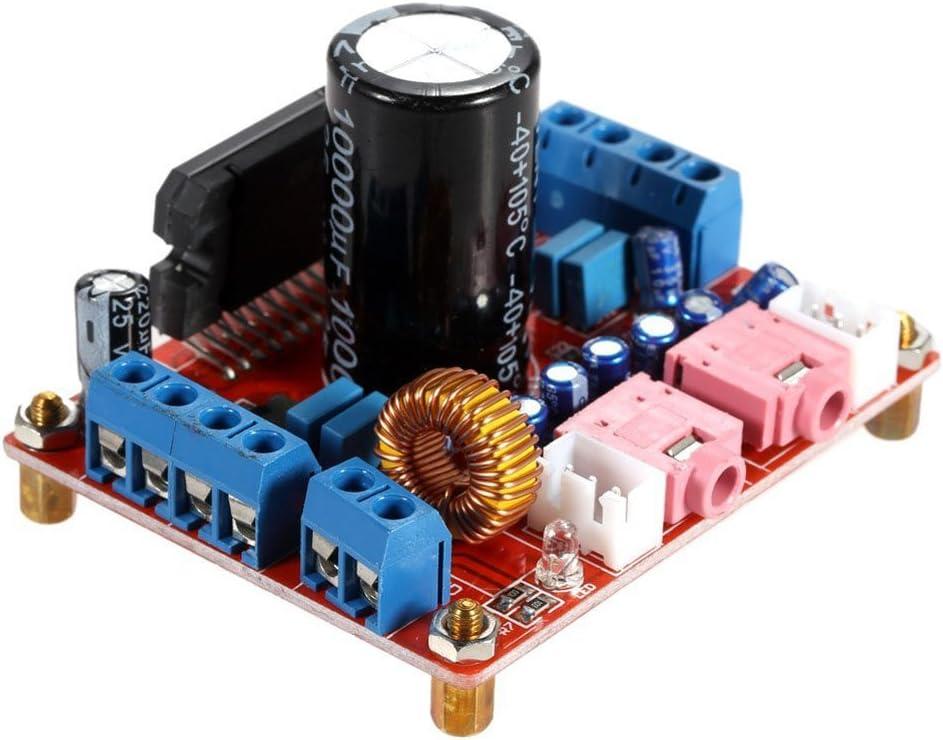 Year-end 5% OFF gift DollaTek TDA7850 4x50W Car Audio Amplifier Board Module BA Power