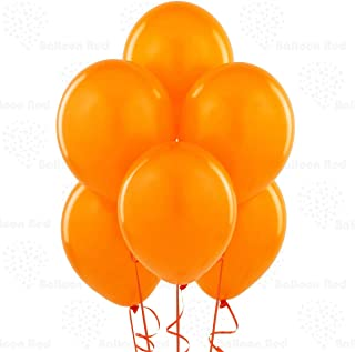 Orange 12 Inch Latex Balloons 72 Pack Thickened Extra Strong for Baby Shower Garland Wedding Photo Booth Birthday Party Su...