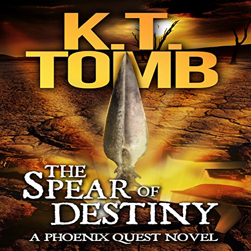 The Spear of Destiny audiobook cover art