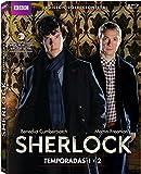 Sherlock - Temporadas 1 Y 2, Edición Coleccionista [Blu-ray]