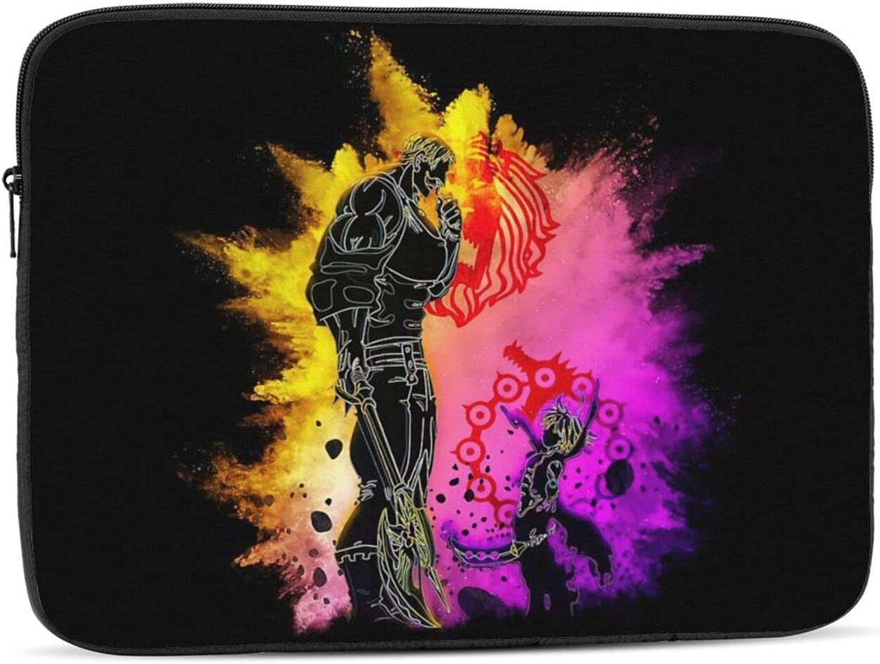The Seven Deadly Popular product Sins Brand new Escanor Laptop Sleeve 13