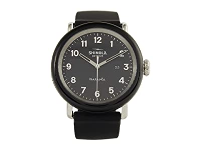 Shinola Detroit Detrola The Model D 20161970 (Black) Watches