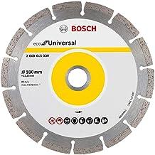 Disco diamantado segmentado Bosch ECO For Universal 180 x 22,23 x 2,2 x 7 mm