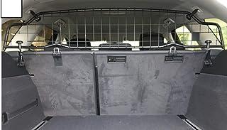 Kleinmetall Masterline für Audi A6 Avant Typ: 4G / C7 passgenaues Trenngitter/Hundegitter/Gepäckgitter