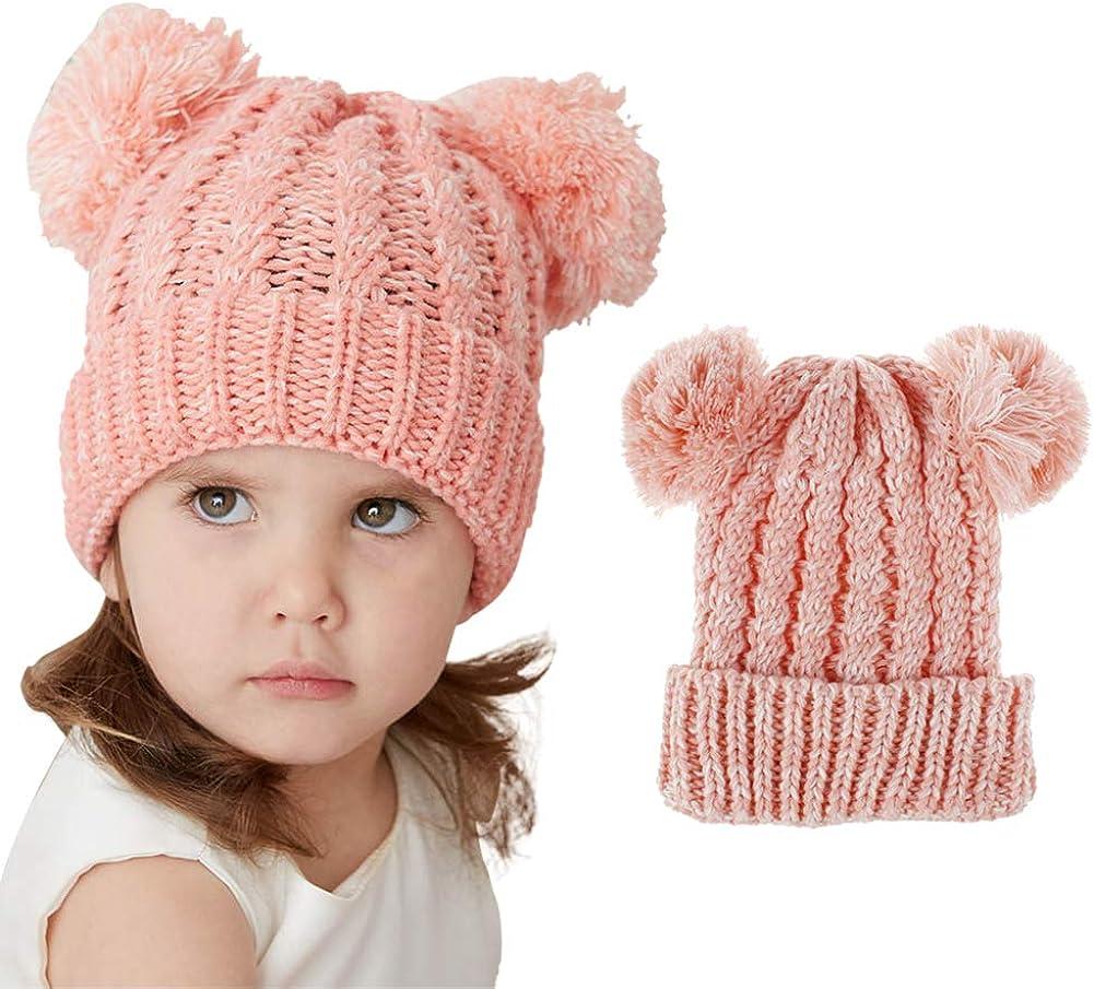 Japan Maker New Guozyun Sale SALE% OFF Baby Toddler Beanie Hat Warm Winter Knitted H Skull Caps