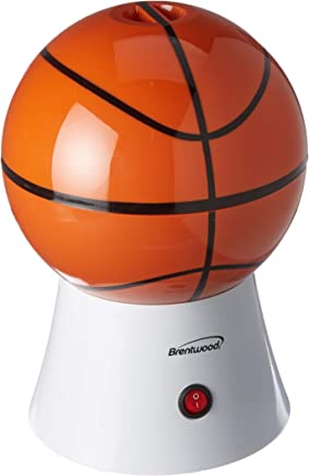 Brentwood pc-484 baloncesto palomitero, 20,3 cm) X (X 11