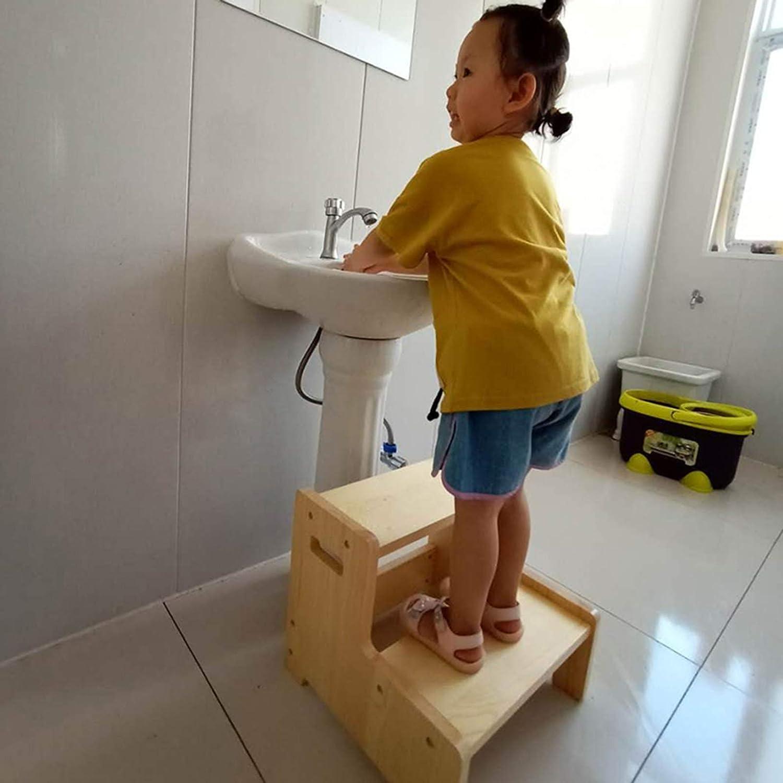 YXX  Tritthocker Trittschemel Hocker für Kinder Küche Bad 20 Stufen ...