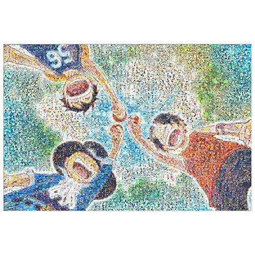 Puzzle Rompecabezas 1000 Ventiladores Piezas de Mosaico de Arte del Animado de la Serie Colección Genuino Pedazos del Rompecabezas