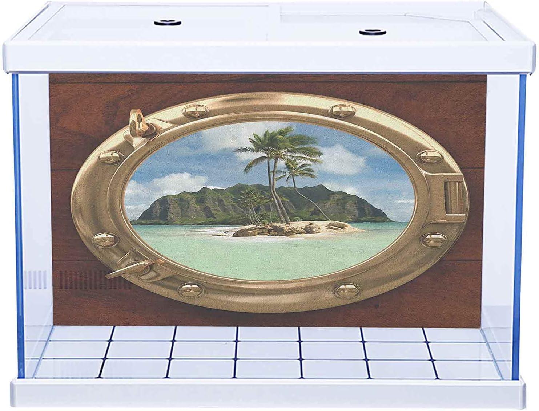 Chicago Mall SUZM Super sale period limited Fish Tank Undersea World Na Hawaiian Background Coast Pali