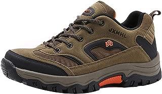 KemeKiss Men Lace Up Hiking Shoes