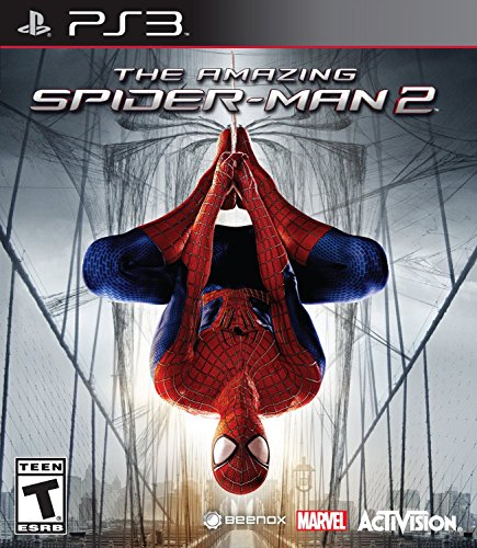 Activision The Amazing Spider-Man 2, PS3 - Juego (PS3, PlayStation 3, Acción / Aventura, Beenox, T (Teen), ENG, Básico)
