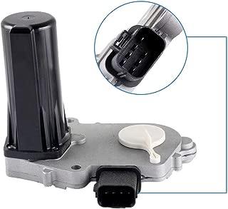 ECCPP Transfer Case Motor Fit for 2007 2008 2009 Chrysler Aspen 2007 2008 2009 Dodge Durango 2008 2009 Mitsubishi Raider 2011 Ram Dakota 5143477AA Transfer Case Shift Encoder Motor