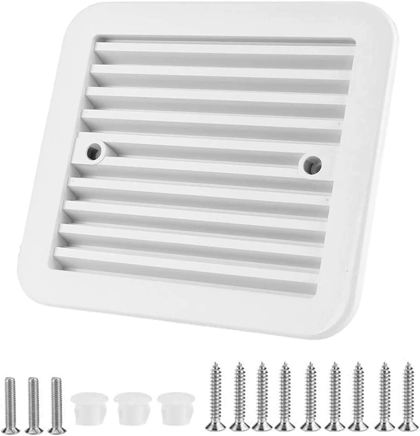 LJLWX Air Conditioning Baffle 2V outlet Caravan Cooling Ranking TOP5 RV Exhaust