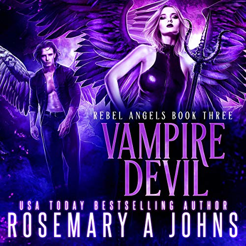 Vampire Devil Audiobook By Rosemary A Johns cover art