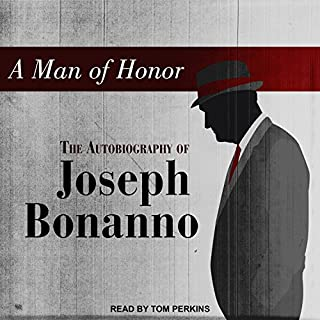 A Man of Honor audiobook cover art