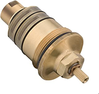 Hansgrohe 96633000 Replacement Thermostatic Catridge, Brass
