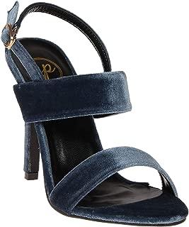 Red Pout Women Blue Sandals