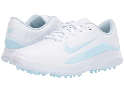 Nike Golf Vapor (White/Topaz Mist) Women
