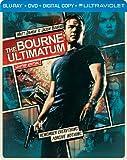 The Bourne Ultimatum Limited Edition Blu-ray Steelbook