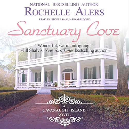 Sanctuary Cove audiobook cover art
