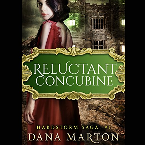 Reluctant Concubine audiobook cover art