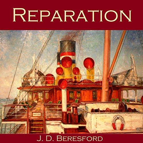 Reparation audiobook cover art
