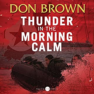 Thunder in the Morning Calm audiobook cover art