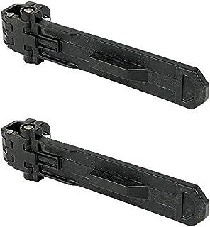 DEWALT TOUGHSYSTEM DS Carrier Brackets, DWST08212,Black