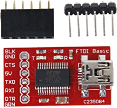Tinksky FT232RL FTDI USB2.0 to TTL Serial Converter Adapter Module for Arduino