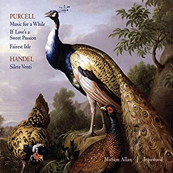 Purcell: Music For A While, If Love's A Sweet Passion, Fairest Isle; Handel: Silete Venti