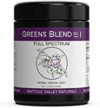 Vegan Herbal Supplement - Finest Full Spectrum Adaptogenic Supplement with Omega 3-6-9, Chlorella and Reishi - Natural Anti-Oxidants, Vitamins and Zinc
