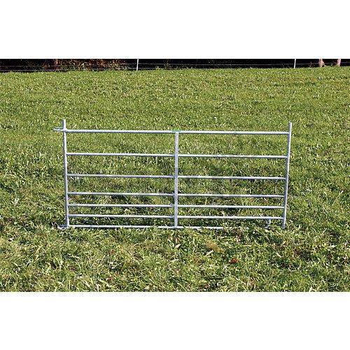 Obstáculo Steckfix, 7 barras, 1,37 m, h=0,92 m - 371400