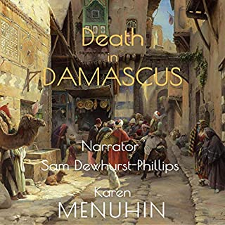Death in Damascus cover art