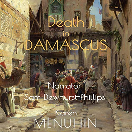 Death in Damascus Titelbild