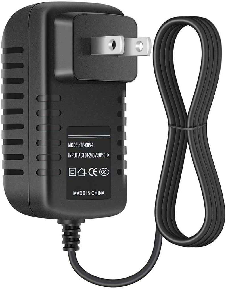 BigNewPowered Global 6V AC/DC Adapter for ProForm Endurance 520 E Elliptical Trainer 520E PFEL559140, PFEL559141, PFEL559142, PFEL559143 & PFEL559144 Power Supply Cord Cable PS Wall Home Charger