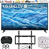 LG 55UM7300PUA 55' 4K HDR Smart LED IPS TV w/AI ThinQ...