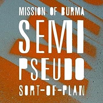Semi-Pseudo-Sort-of Plan