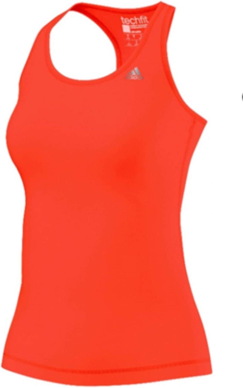 adidas Women's Techfit Sold Color Louisville-Jefferson County Mall Options Las Vegas Mall Top Tank