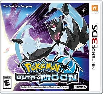 Nintendo Pokemon Ultra Moon Nintendo 3DS