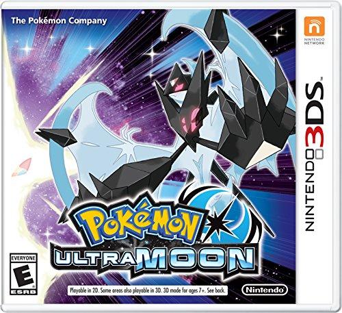 Pokemon Ultra Moon Nintendo 3DS - 0