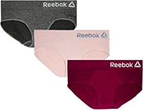 Reebok Womens Seamless Hipster Panties (3 Pack)