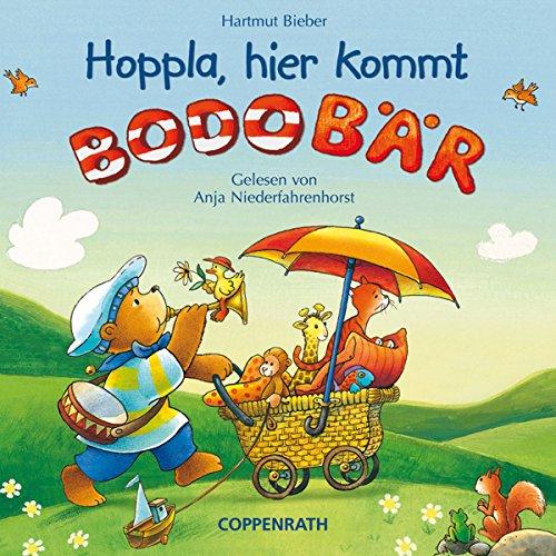 Hoppla, hier kommt Bodo Bär Titelbild