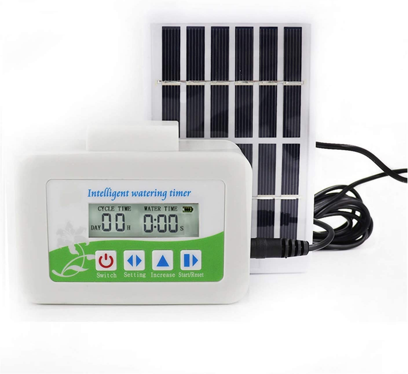 Solar Intelligent Selling rankings Irrigation System San Antonio Mall Timer Watering Controllers