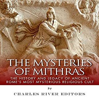 The Mysteries of Mithras cover art