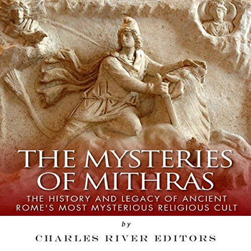 The Mysteries of Mithras audiobook cover art