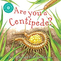 Are You a Centipede? (Backyard Books)