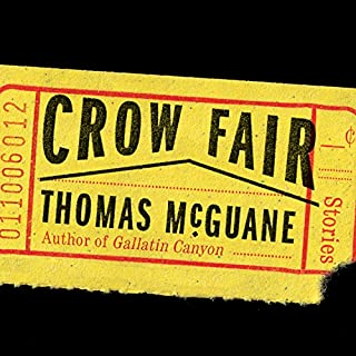 Crow Fair audiobook cover art