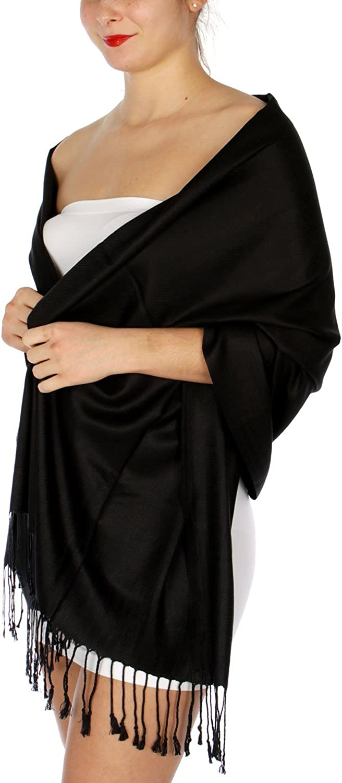 Pashmina Sacramento Mall Shawls Wraps for Women. Dress Ranking TOP13 Formal. Cashmere Up Cover