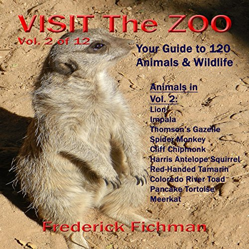 Visit the Zoo: Volume 2 Titelbild