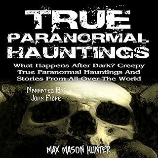 True Paranormal Hauntings cover art